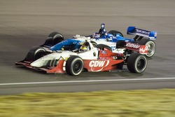Paul Tracy passes Justin Wilson