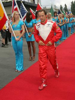 Drivers presentation: Cristiano da Matta