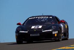 #28 Ferrari of Beverly Hills Ferrari F430 Challenge: Jon Becker