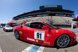 #91 Ferrari of Ft. Lauderdale Ferrari F430 Challenge: Guy Leclerc