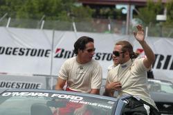 Mario Dominguez and Nelson Philippe