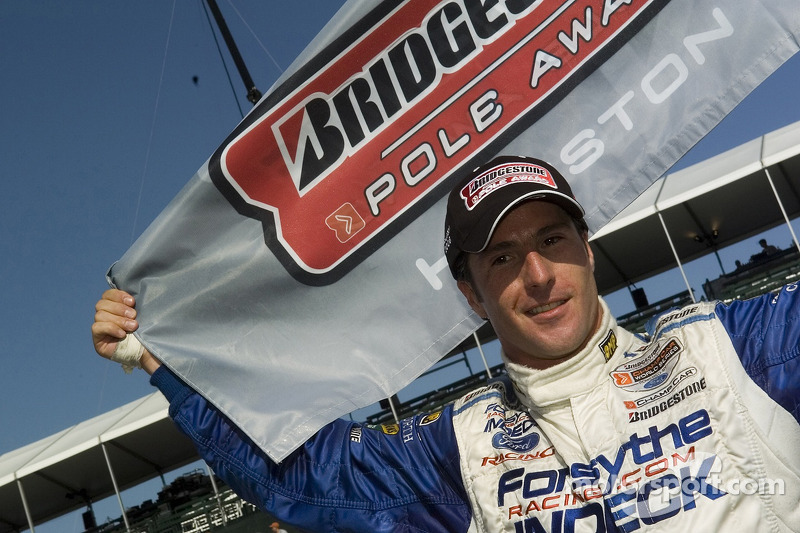 Mario Dominguez en pole position