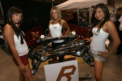 Grand Prix of Toronto Auto Expo: charming hostesses