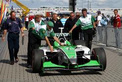 Jan Heylenës Conquest Racing