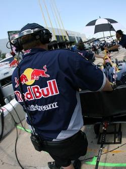 PKV Racing team member