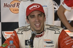 Press conference: Justin Wilson