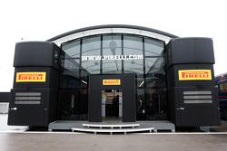The Motorhome of Pirelli