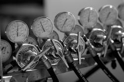 Air gauges
