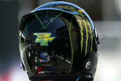 Paul Tracy's Helmet