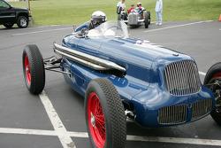 Vintage Indy racers