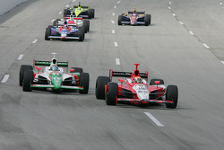 Dan Wheldon and Tony Kanaan