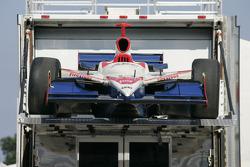 A.J. Foyt Racing car