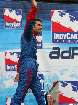 Drivers presentation: Dario Franchitti