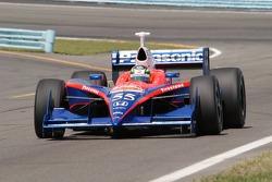 Kosuke Matsuura exits turn 1