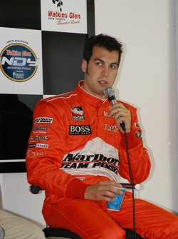 Interview with Sam Hornish Jr.