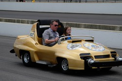 Johnny Rutherford, three-time Indianapolis 500 winner