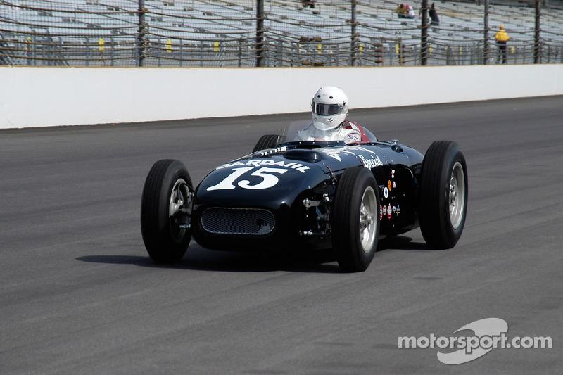 Vintage racers: 1953 Bardahl Special
