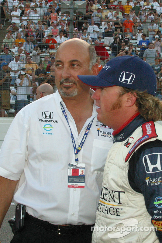 Bobby Rahal et Buddy Rice