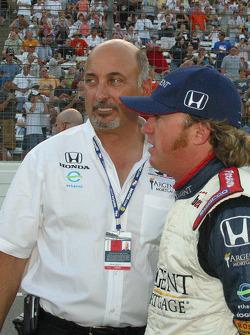 Bobby Rahal and Buddy Rice
