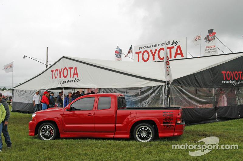 Cabine Toyota