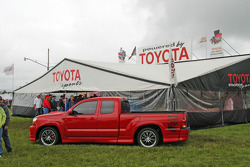 Toyota booth