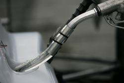Ethanol refuel