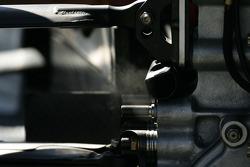 Fume on the Andretti Green Racing Dallara