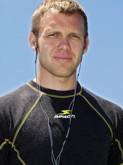 Ed Carpenter pre-race face