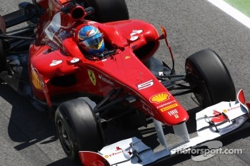 Alonso needs a better car