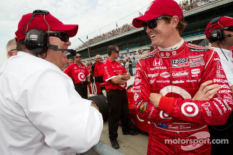 Chip Ganassi and Scott Dixon, Target Chip Ganassi Racing