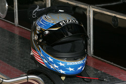 Helmet of Scott Speed, Dragon Racing