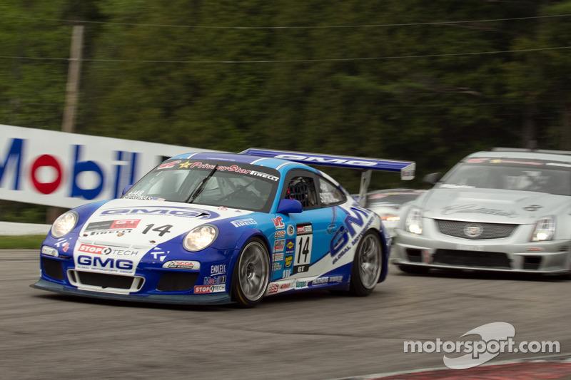James Sofronas, Porsche GT-3 Cup
