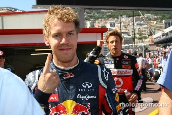Vettel takes his fifth pole of the season