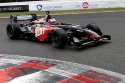 #30 Peter Milavec, Panoz DP01 Champcar 2007