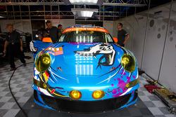 Flying Lizard Motorsports Porsche 911 RSR