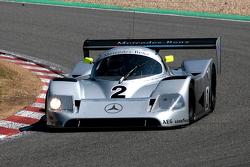 #2 Mercedes C11: Christian Glaesel