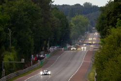 #3 Audi Sport North America Audi R18 TDI: Rinaldo Capello, Tom Kristensen, Allan McNish