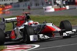 Narain Karthikeyan, Hispania Racing F1 Team, HRT