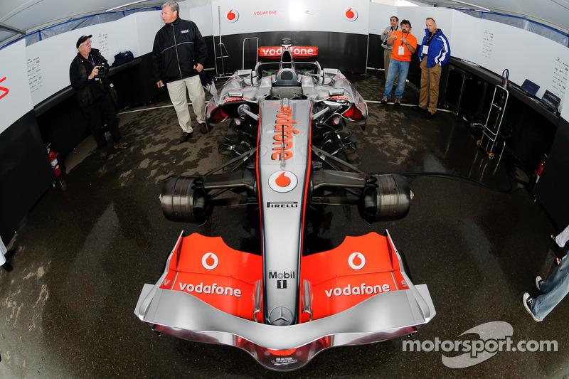 McLaren MP4-23