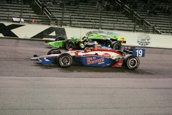 Alex Lloyd, Dale Coyne Racing, Danica Patrick, Andretti Autosport