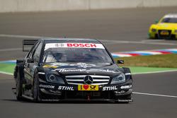 Gary Paffett, Team HWA AMG Mercedes C-Klasse during recon lap