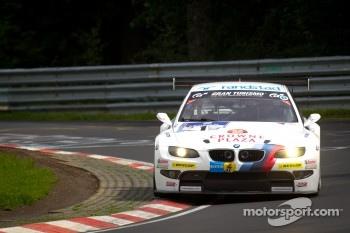 #1 BMW Motorsport BMW M3GT: Jorg Muller, Augusto Farfus Jr., Uwe Alzen, Pedro Lamy