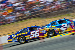 Martin Truex Jr.,Michael Waltrip Racing  NAPA Auto Parts Toyota