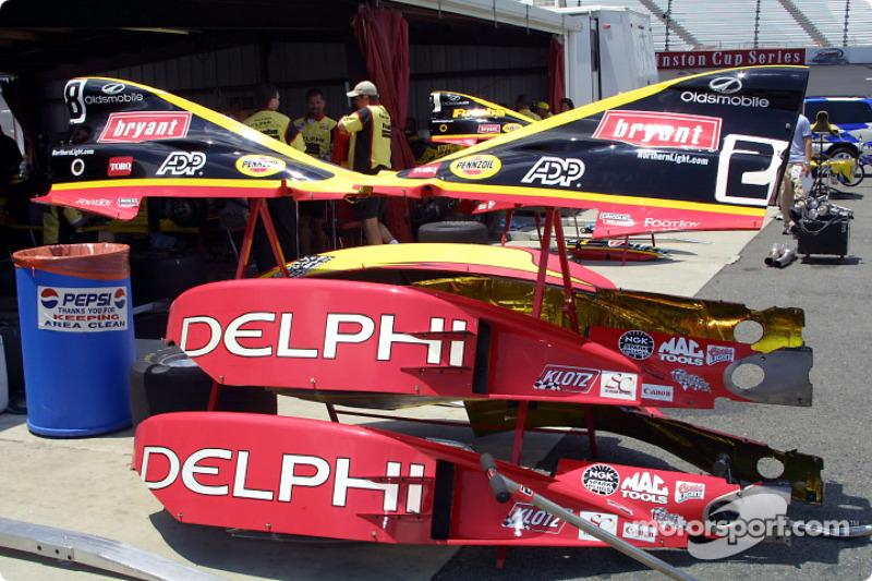 Preparing for the race: Delphi Team