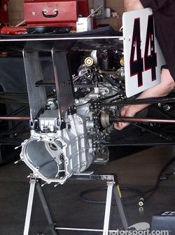 Blair Racing gearbox