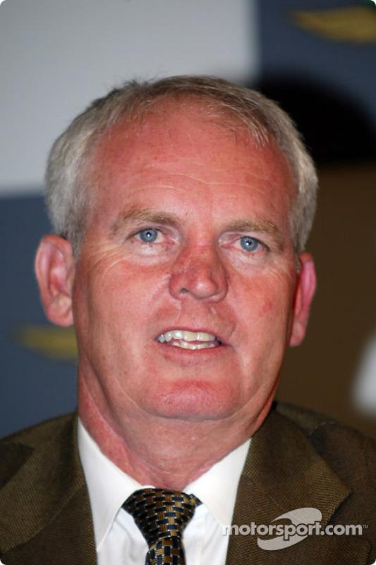 NASCAR's Gary Nelson