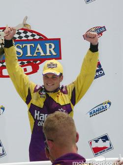 Race winner Airton Daré