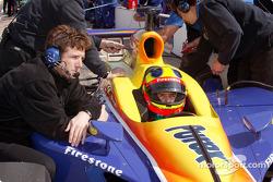 Robbie Buhl and Felipe Giaffone