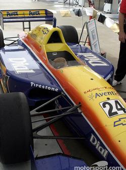 Dreyer & Reinbold #24 car
