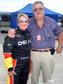 Indy Experience two-seater IndyCar: a guest